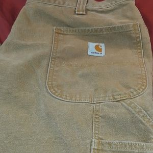 Carhartt double front weathered Relaxed Fit